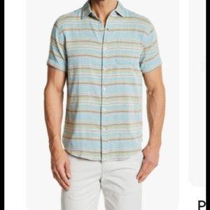 Mens Boca Classics Island Wear Button Down shirt